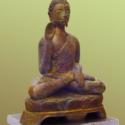 Boeddha en Lotus