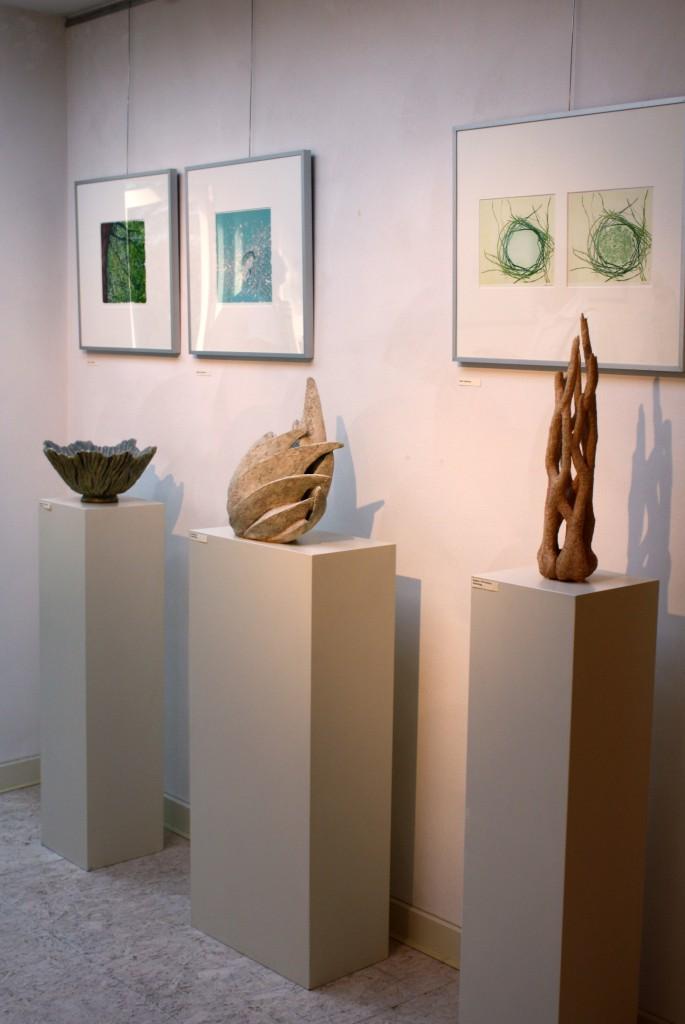 Cursus expo bij galerie Kunstwan.nl