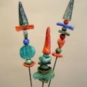 Keramische tuinsticks